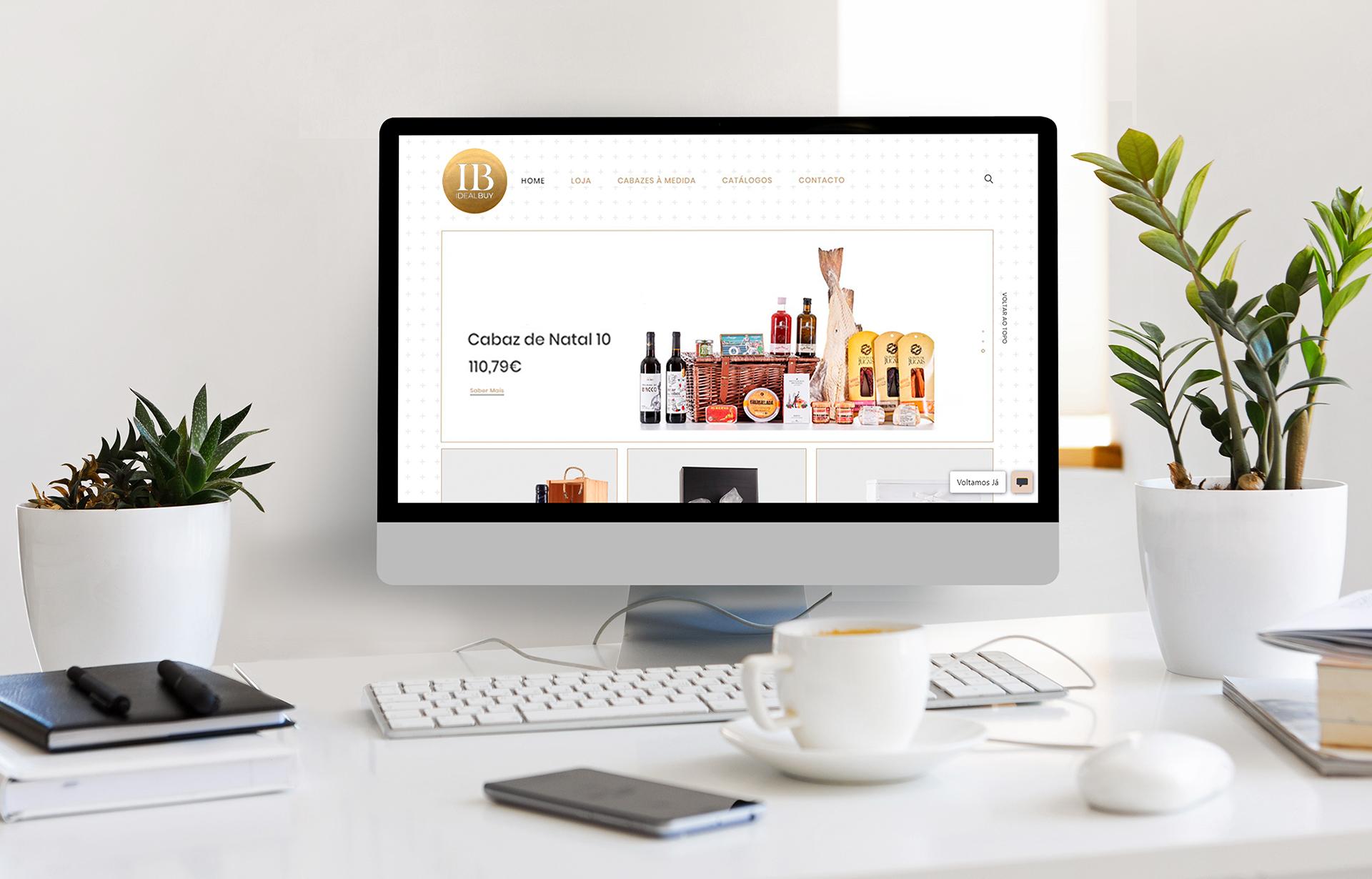 Webdesign - Desenvolvimento e Criação do Website